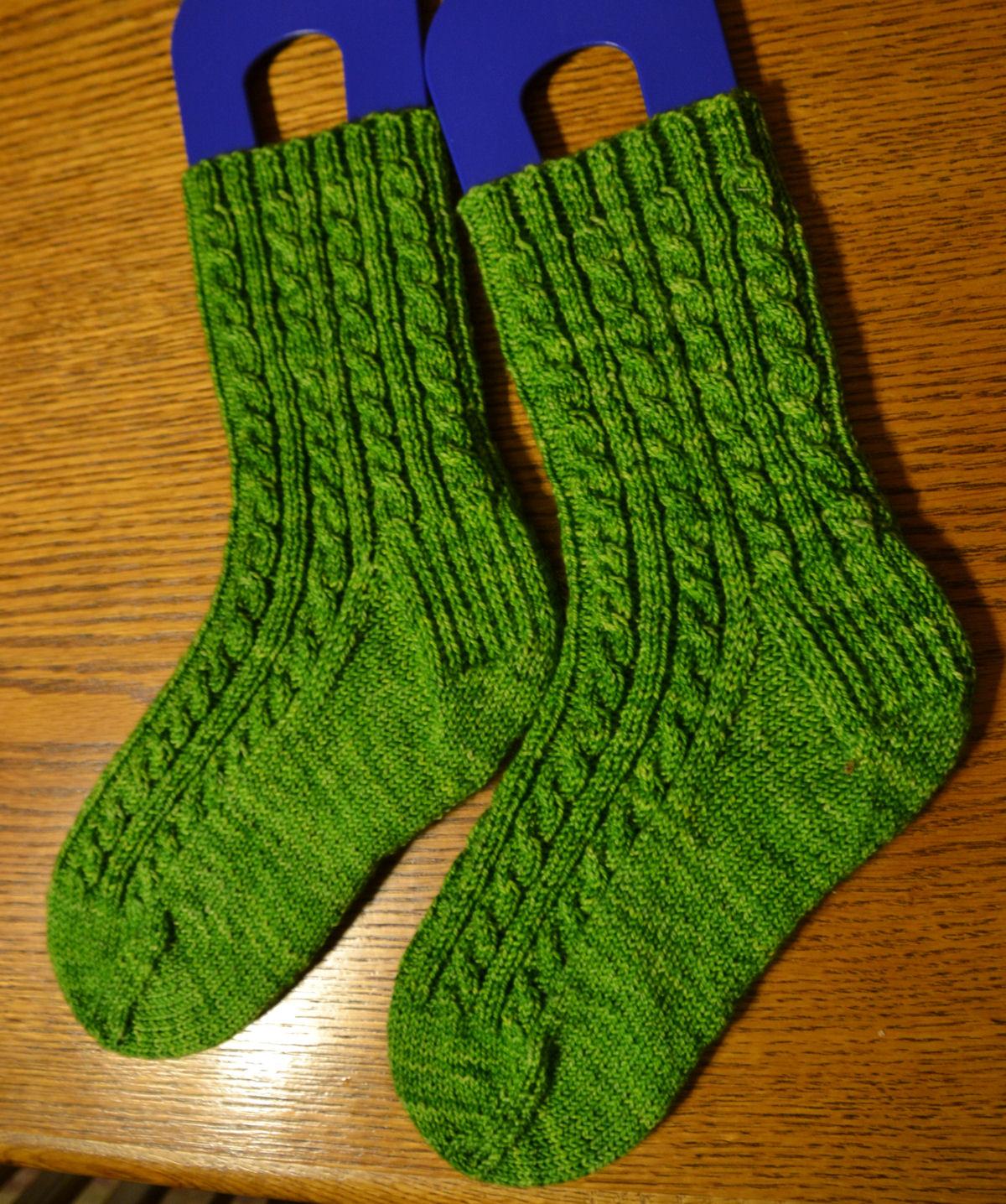 Socks – #2 for 2012