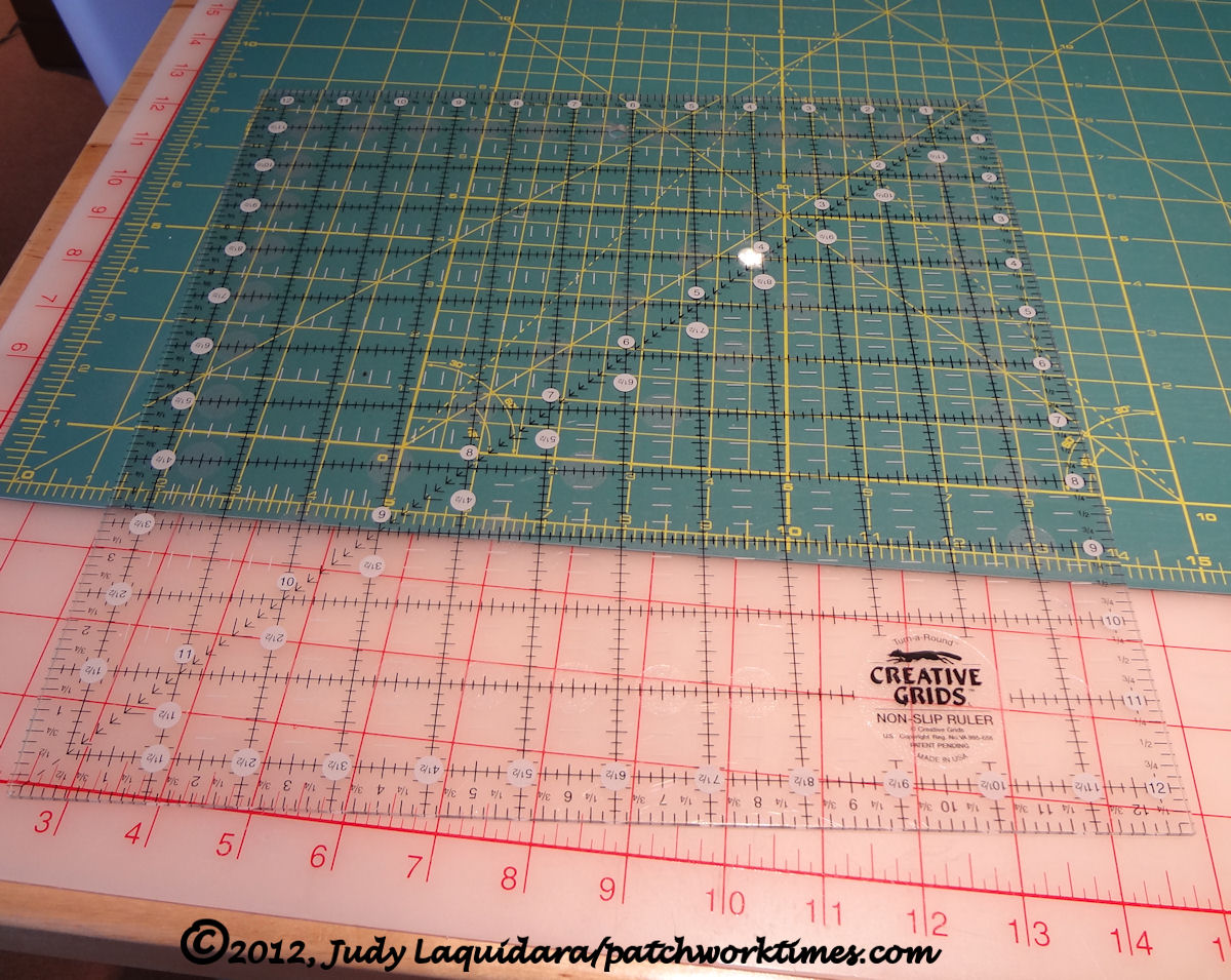 Flat Non-Waving Quilts – Part 1