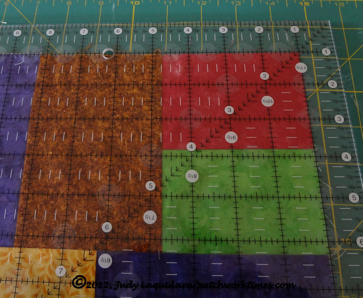 Flat Non-Waving Quilts – Part 2
