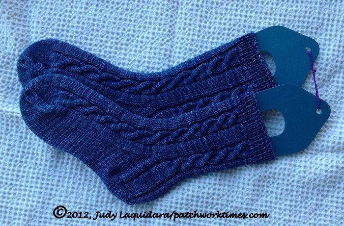 Socks #5 for 2012
