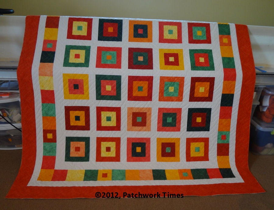 Sweet Treat Quilted