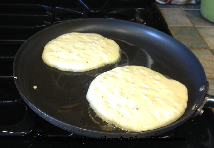 Curds, Whey & Pancakes � Patchwork Times by Judy Laquidara