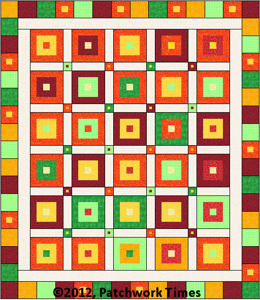 Sweet Treat Quilt Along – Part 4