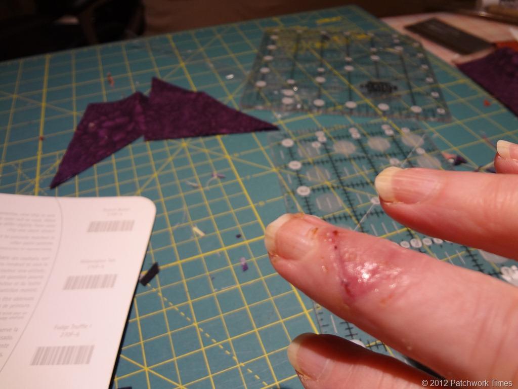 Fingernails Grow Slowly