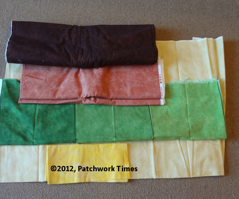 Nicole's Quilt – My Colors