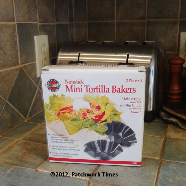 Mini Tortilla Baker
