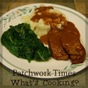 Patchwork Times What's Cooking