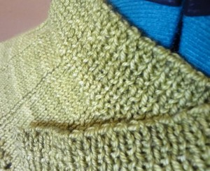 Fake Tubular Bind Off