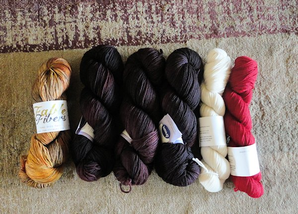 Yarn Report – Week 37, 2013
