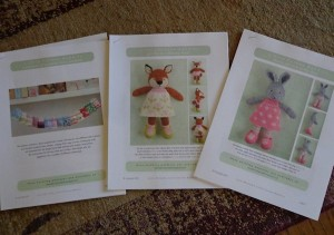Little Cotton Rabbits Patterns