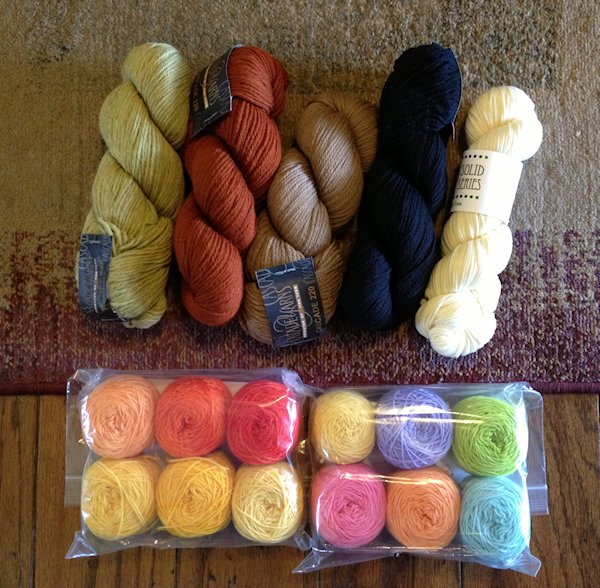 Yarn Report – Week 36, 2013