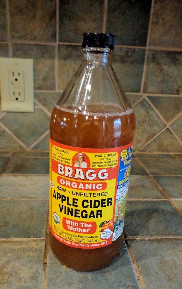 Using Vinegar
