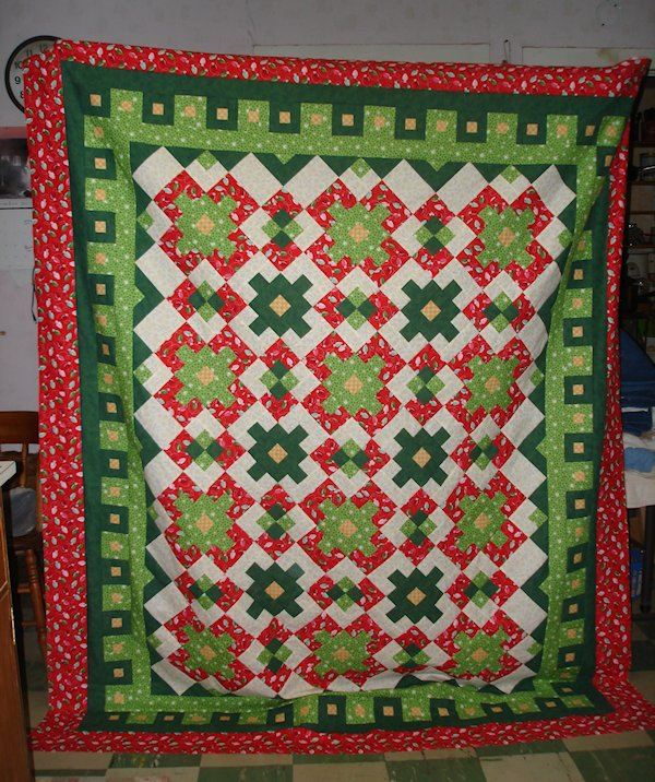 Another Blame Game Quilt