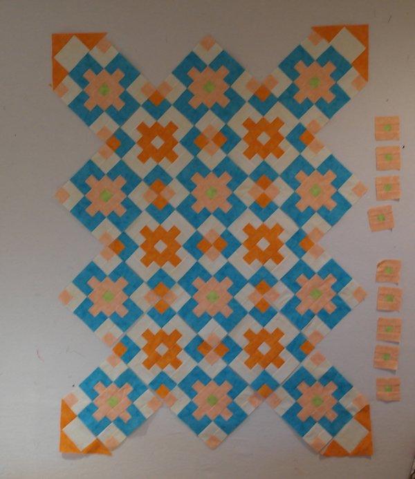 Design Wall Monday – November 25, 2013