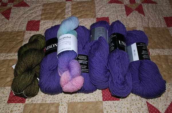Yarn Report – Week 52, 2013