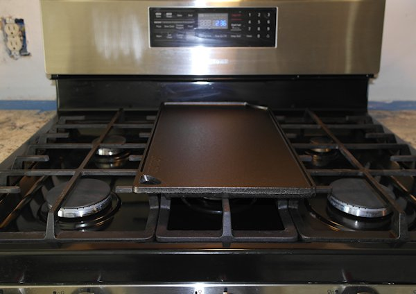 Best Stove Top Griddle ~ Cast iron griddle — patchwork times by judy laquidara