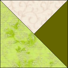 Partial Quarter Square Triangle
