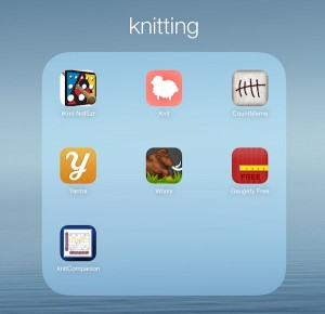 Knitting Apps