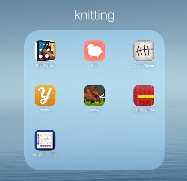 A Knitting App