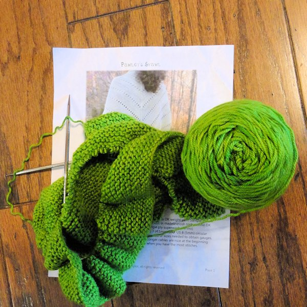 On the Needles – April 25, 2014
