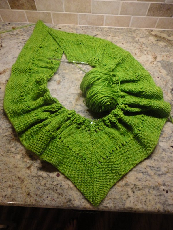 On the Needles – May 2, 2014
