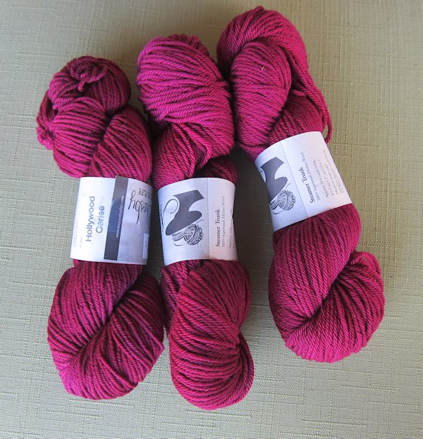 Yarn Report – Week 26, 2014