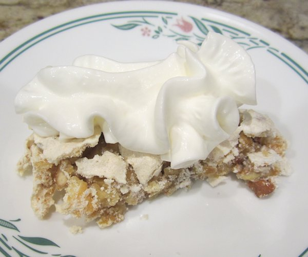 Cracker Pie