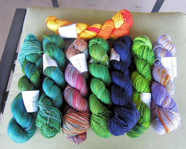 Last Week's Yarn