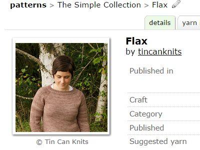 Flax - Basic Sweater