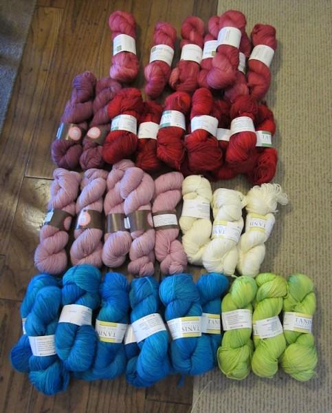 Yarn In