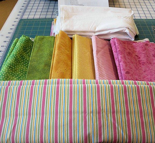 Giraffe Fabric