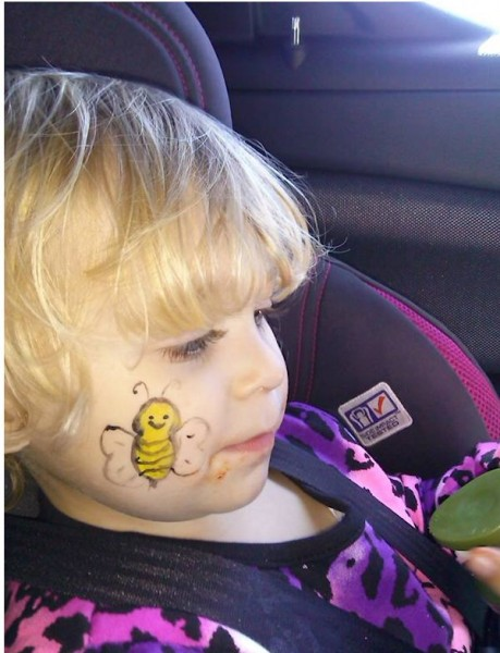 Addie's Bumble Bee