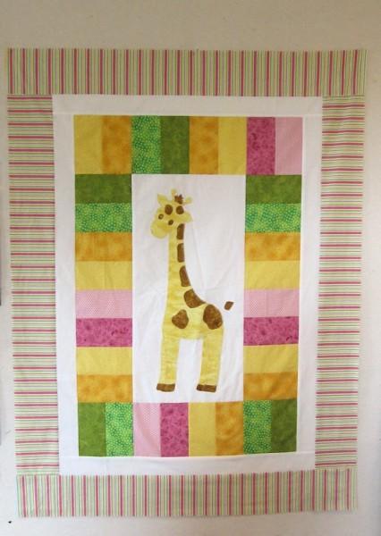 Giraffe Quilt