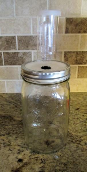 Jar for Fermenting