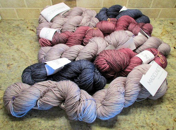 Yarn for Blue Sand