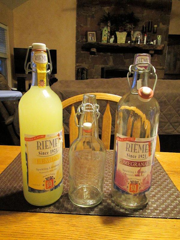 Re-Using Bottles