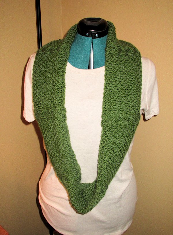 The Green Cowl is Finished