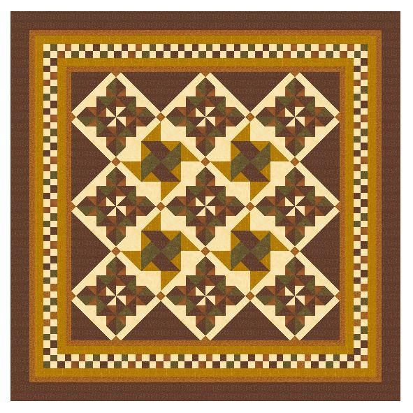 Square Quilt