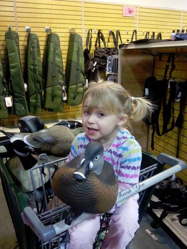 Addie and Her Ducks