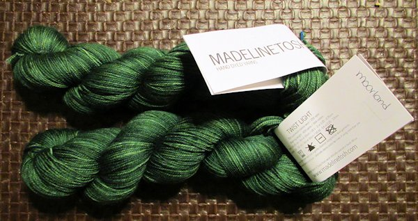 Yarn Report – April 3, 2015