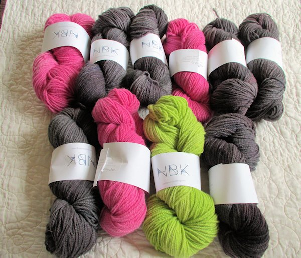 Yarn Report – April 10, 2015