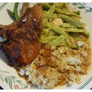 Pork Chops in the Pressure Cooker