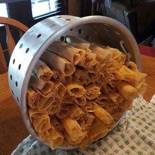 Tamales Are Done