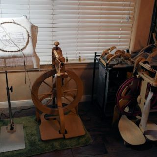 Spinning Wheel Update