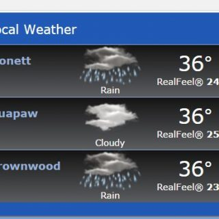Funny Weather