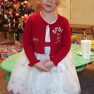 Addie's Christmas Program
