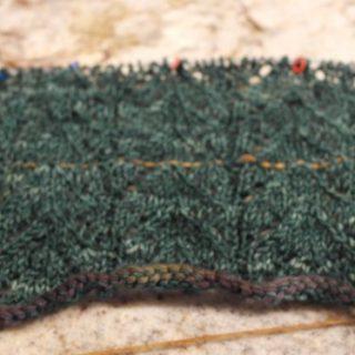 Lifeline in Knitting