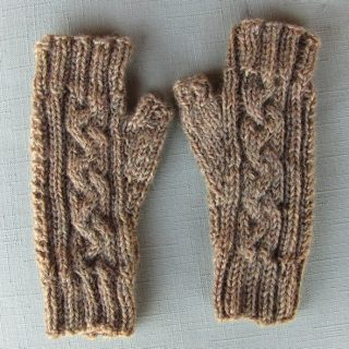 Pathfinder Mittens Finished