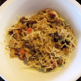 Risotto Bolognese Review