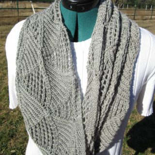 Lissome Cowl Finished